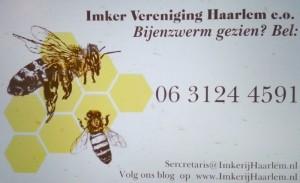 Echt een bijenzwerm? BEL!